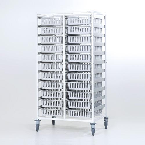 Modular transport carts